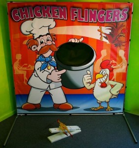 Fun1 Game Chicken Flinger